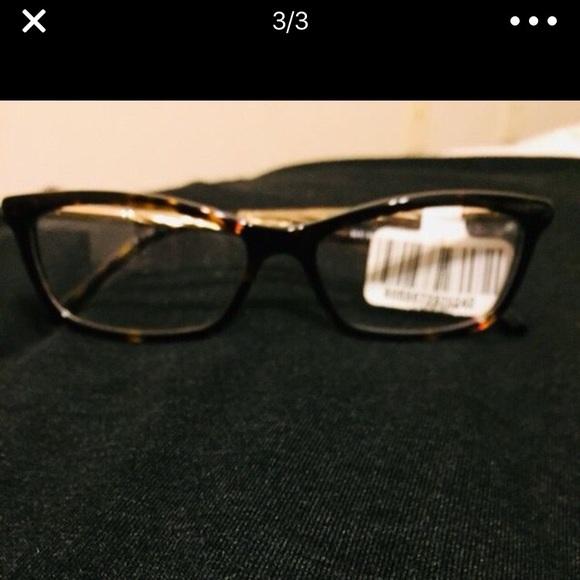 f262f6fce72 NWT Burberry eyeglass frames
